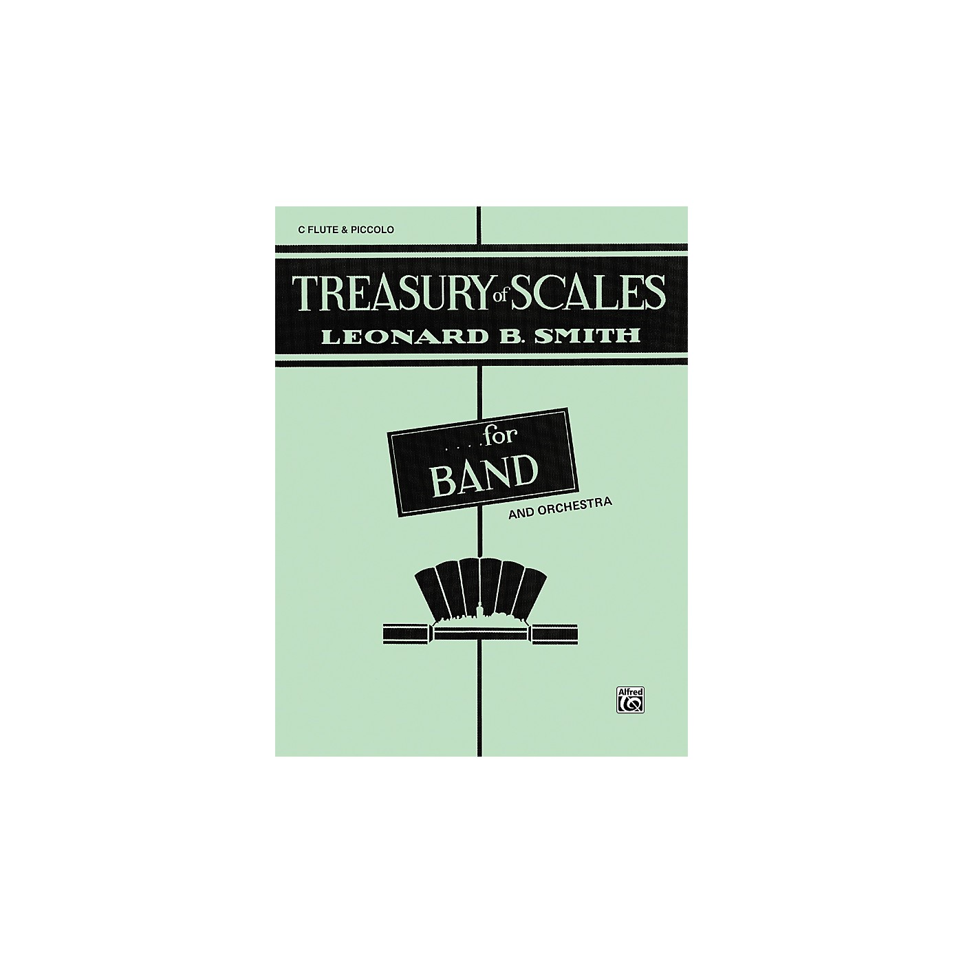 Alfred Treasury of Scales for Band and Orchestra C Flute (Piccolo) thumbnail