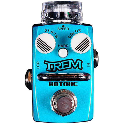 Hotone Effects Trem Analog Tremolo Skyline Series Guitar Effects Pedal thumbnail