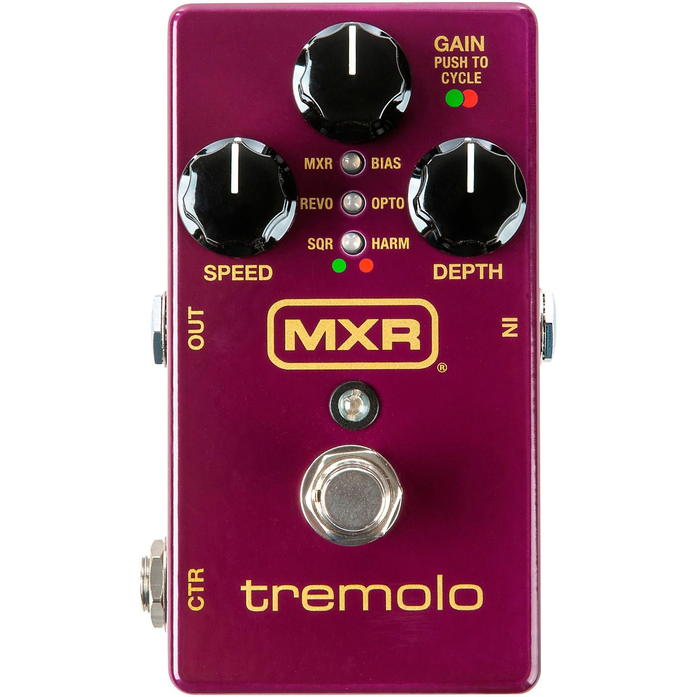 MXR Tremolo Effects Pedal thumbnail