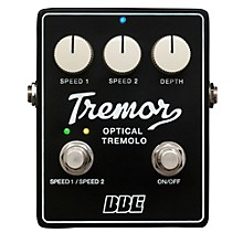 BBE Tremor Analog Tremolo Guitar Effects Pedal