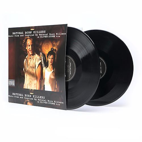 Alliance Trent Reznor - Natural Born Killers (Original Soundtrack) thumbnail