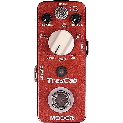 Mooer TresCab Effects Pedal thumbnail