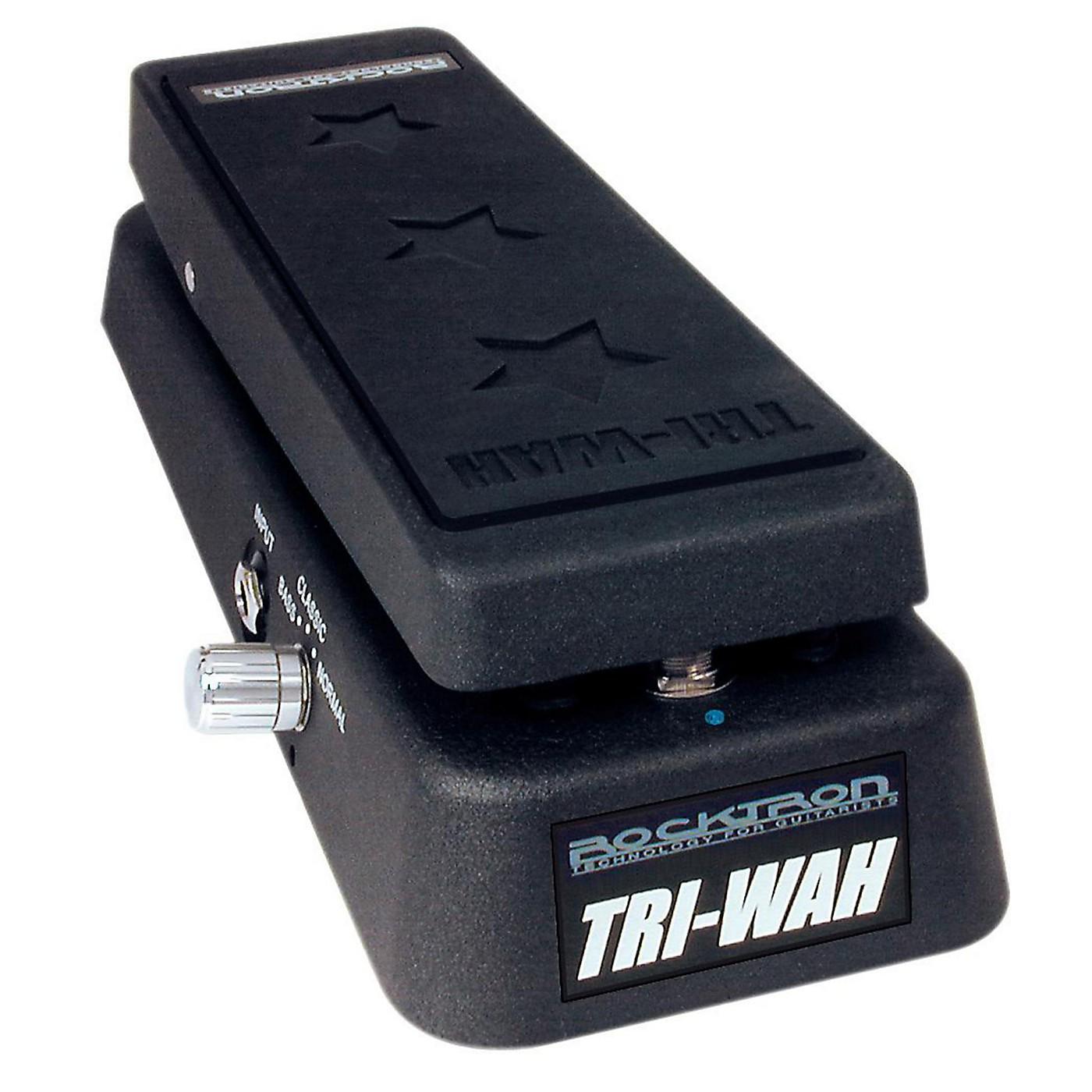 Rocktron Tri Wah Selectable Mode Wah Pedal thumbnail