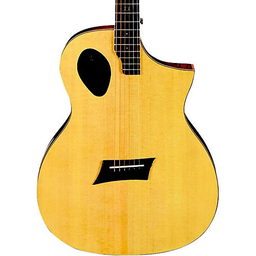 Michael Kelly Triad Port Offset Soundhole Cutaway Acoustic Electric Guitar thumbnail