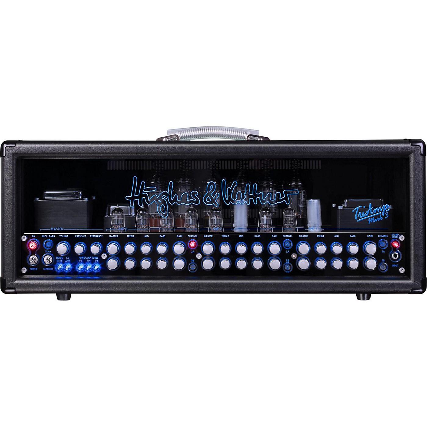 Hughes & Kettner Triamp Mark 3 150W Tube Guitar Amp Head thumbnail