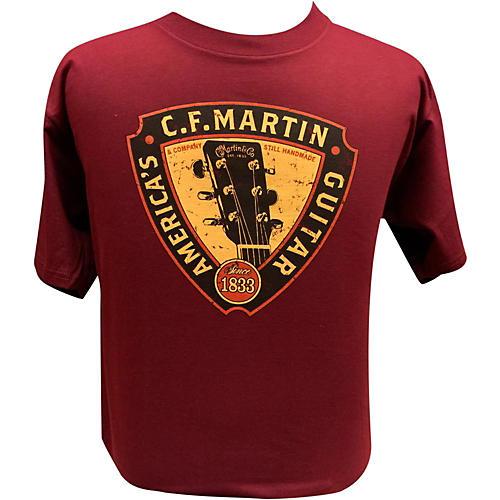 Martin Triangle Headstock T-Shirt thumbnail