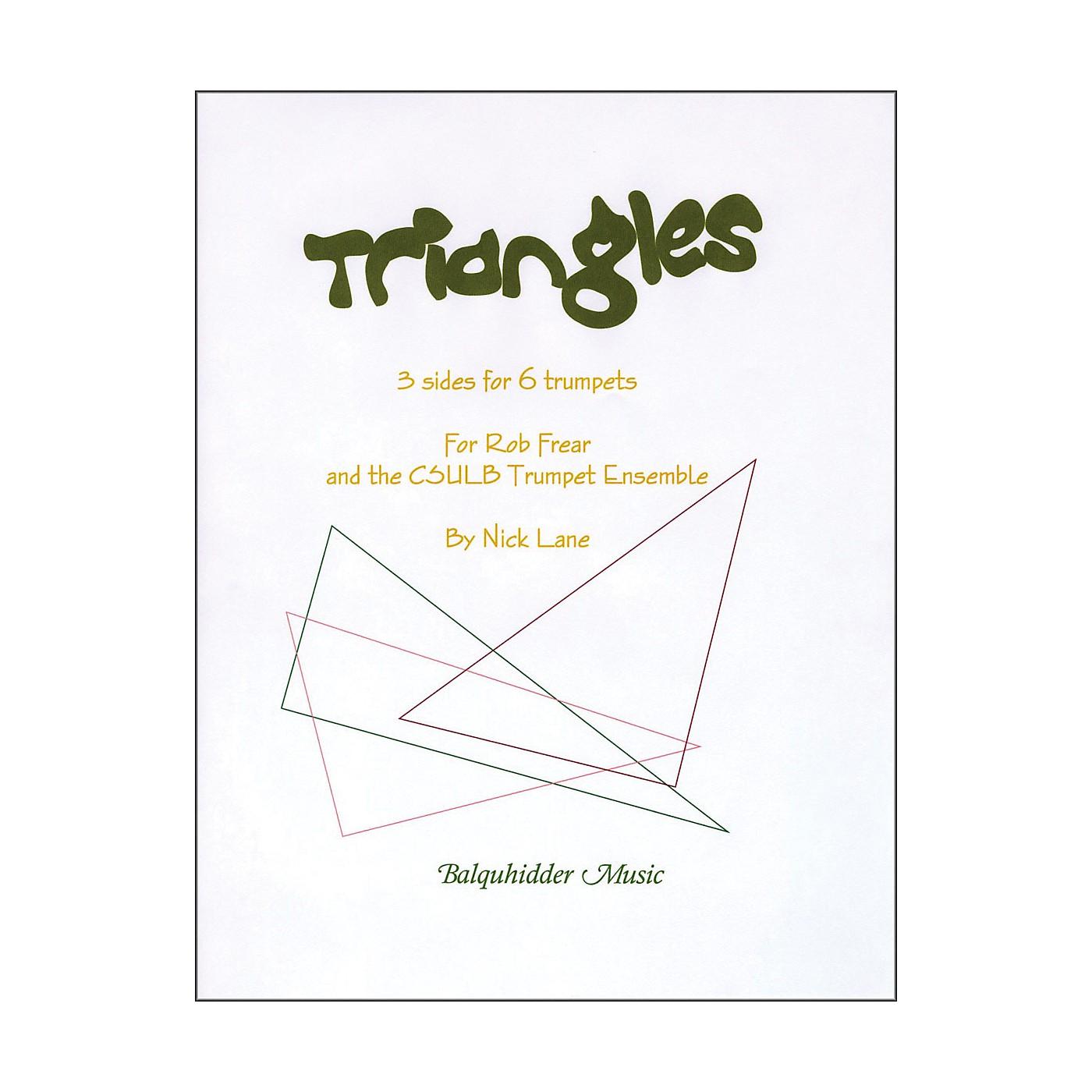Carl Fischer Triangles Book thumbnail