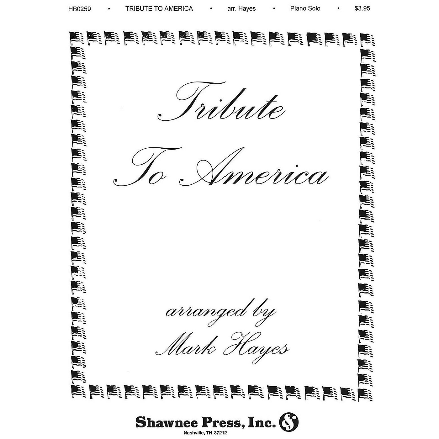 Hal Leonard Tribute to America Piano Solo thumbnail