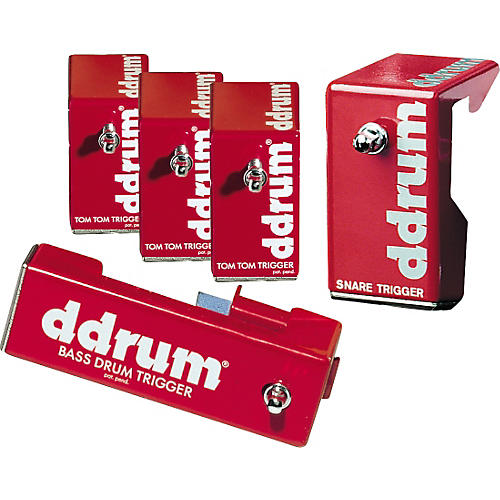 Ddrum Trigger Kit thumbnail