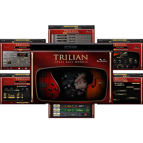 Spectrasonics Trilian Bass Module Software thumbnail