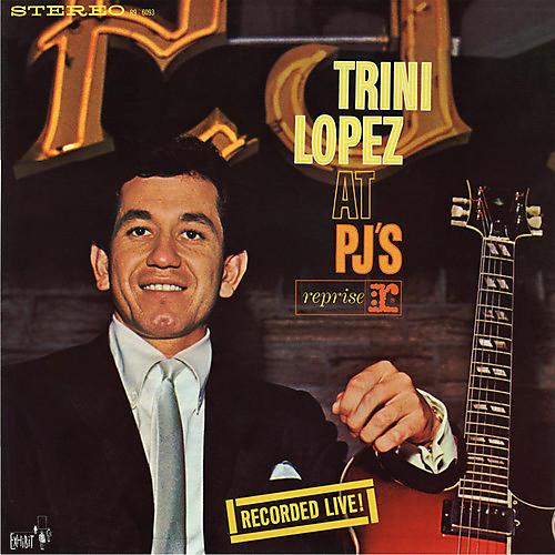 Alliance Trini Lopez - At PJ's: Recorded Live! (50th Anniversary) thumbnail