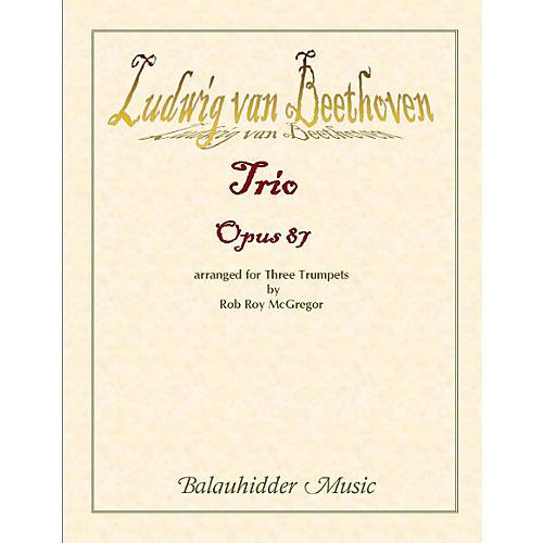 Carl Fischer Trio Op.87 Book thumbnail