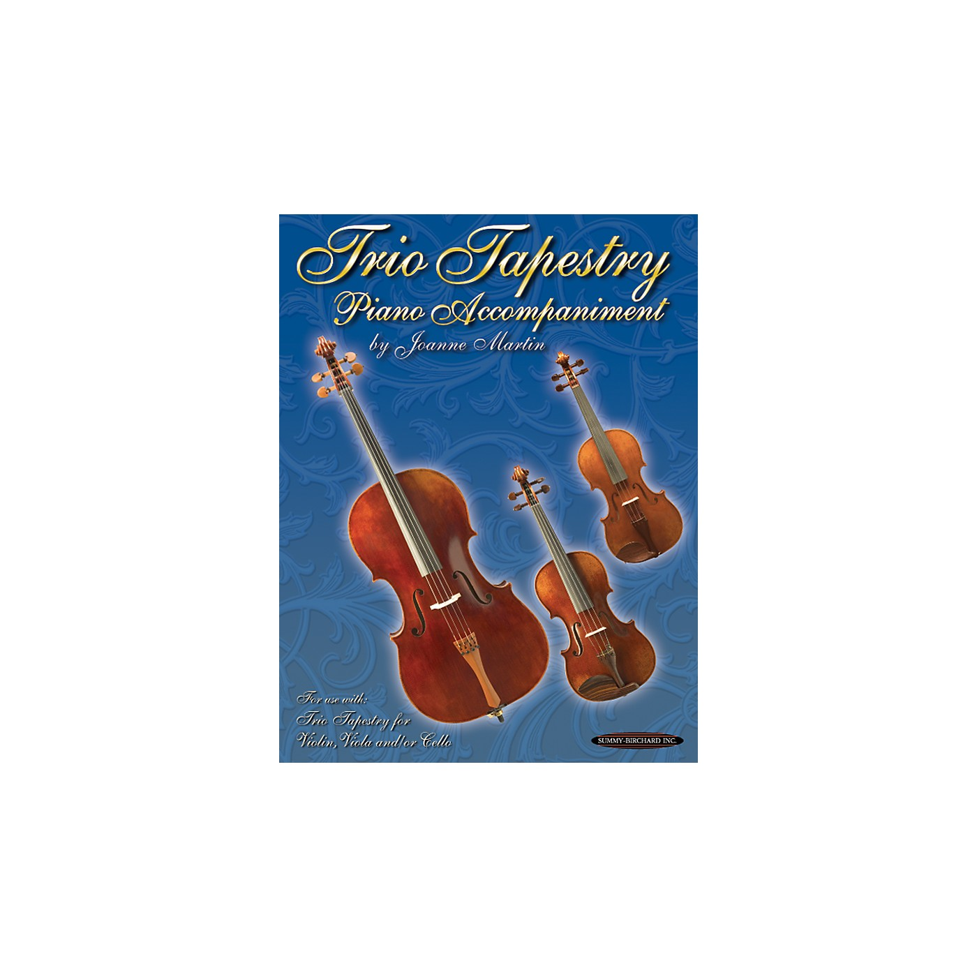 Alfred Trio Tapestry Piano Accompaniment Book thumbnail