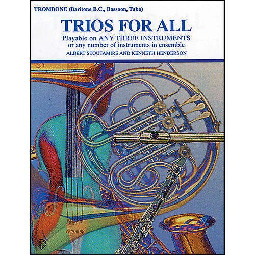 Alfred Trios for All Bass Clef thumbnail
