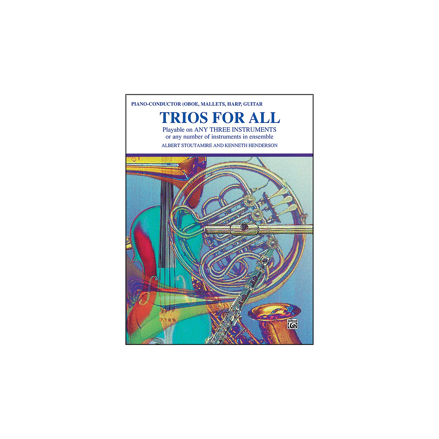 Alfred Trios for All Piano/Conductor Oboe Bells thumbnail