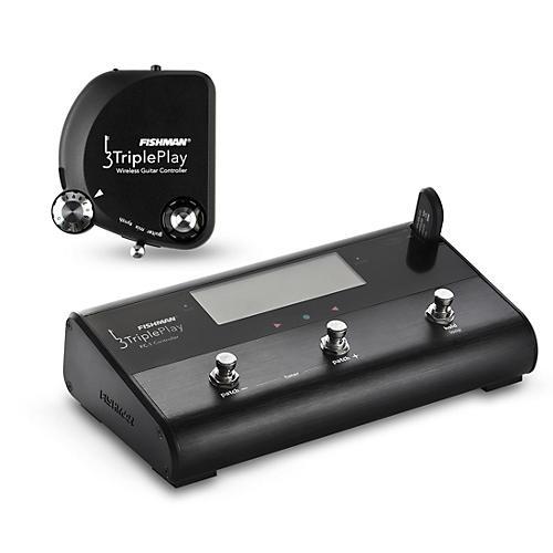 Fishman TriplePlay Wireless & FC-1 Floor Guitar Controller thumbnail
