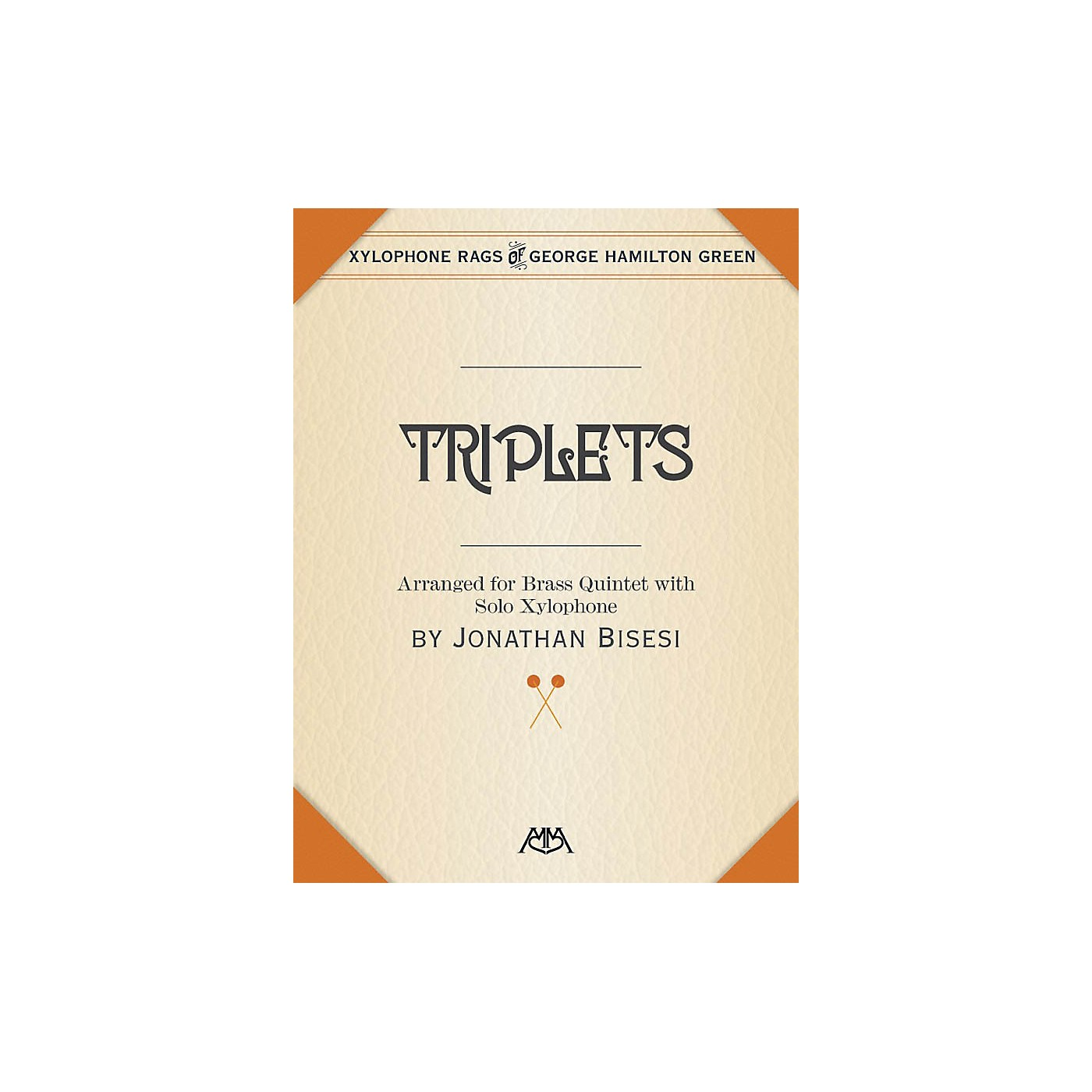 Meredith Music Triplets Meredith Music Percussion Series Book  by George Hamilton Green thumbnail