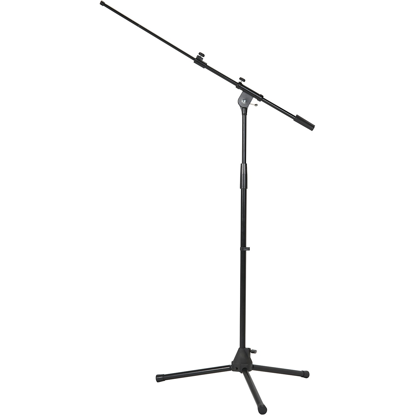 Musician's Gear Tripod Microphone Stand with Telescoping Boom thumbnail