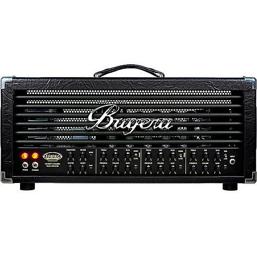 Bugera Trirec 100W 3-Channel Tube Guitar Amplifier Head thumbnail