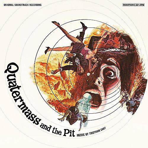 Alliance Tristram Cary - Quatermass & The Pit (original Soundtrack) thumbnail