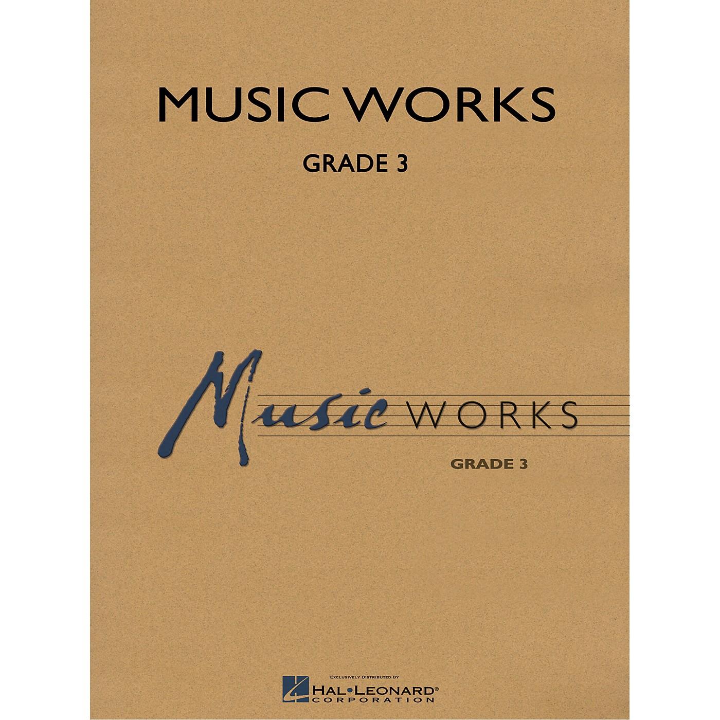 Hal Leonard Triumphant Fanfare Concert Band Level 3 thumbnail
