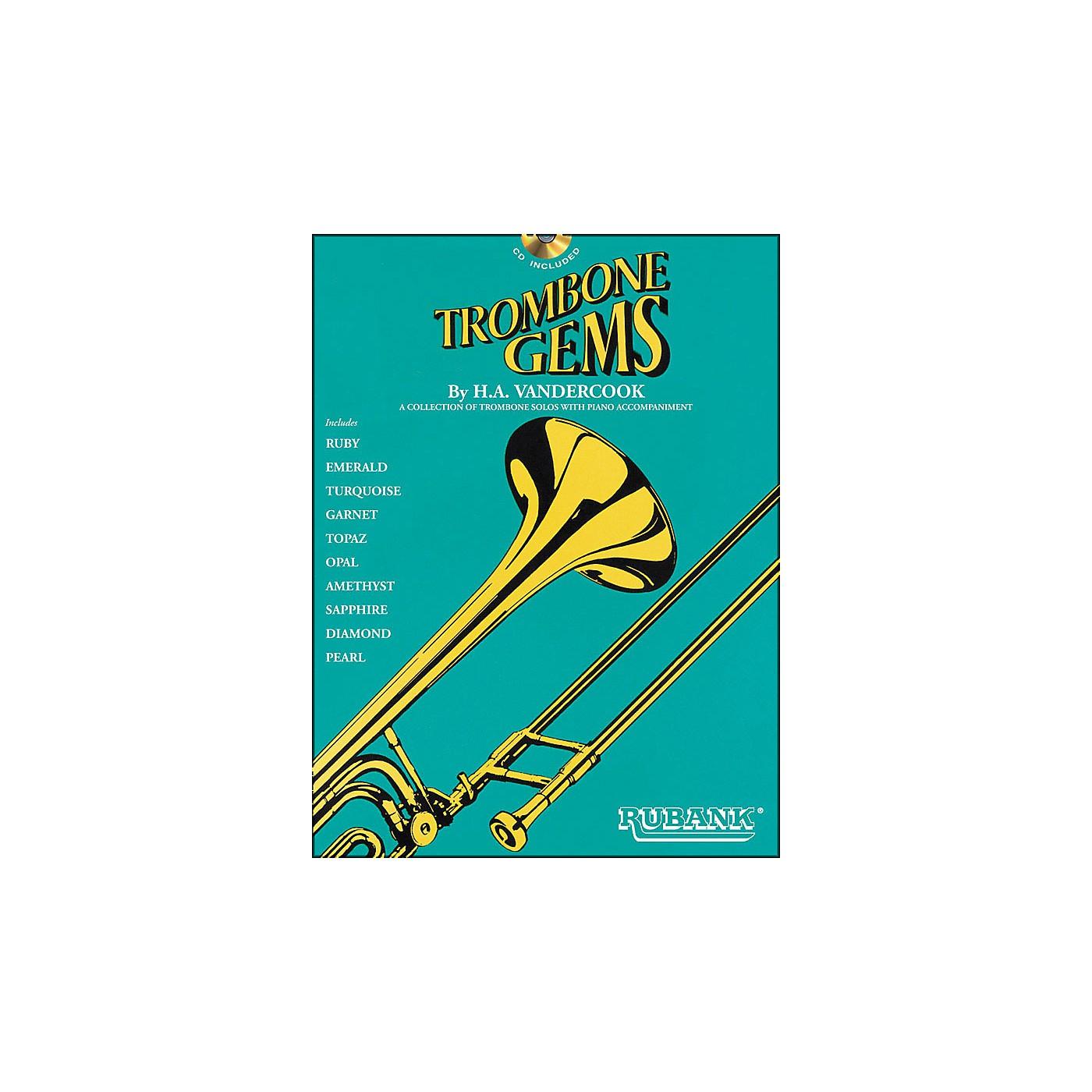 Hal Leonard Trombone Gems (Book/CD) thumbnail