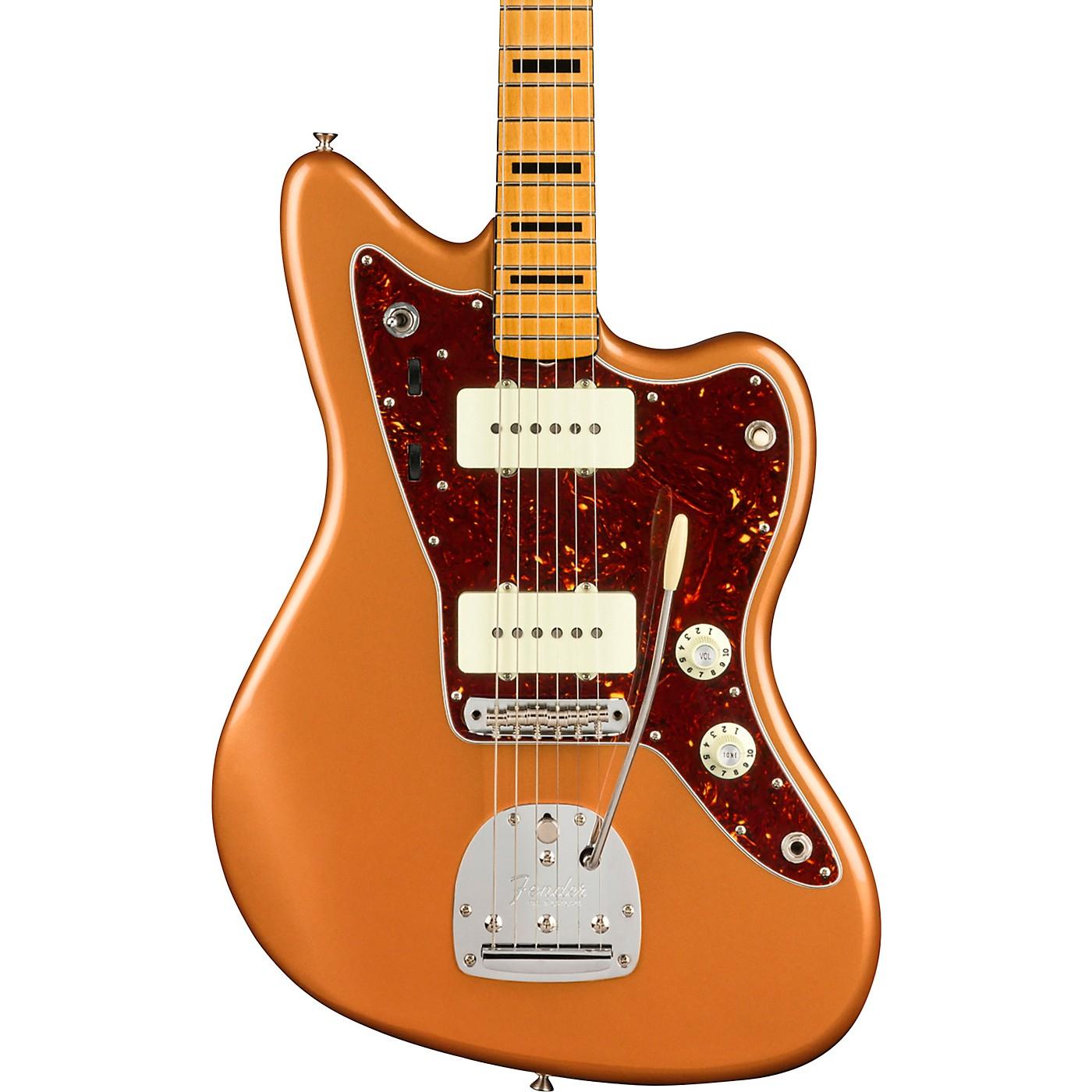 Fender Troy Van Leeuwen Jazzmaster Maple Fingerboard Electric Guitar thumbnail
