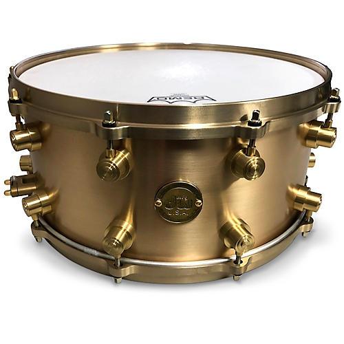 DW True Cast Bronze Snare Drum thumbnail