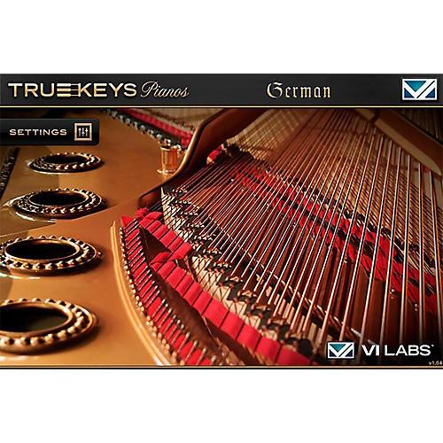VI Labs True Keys German thumbnail