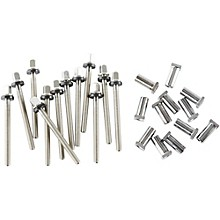 """DW True Pitch Tension Rods for 8-13"""" Toms (12-pack)"""
