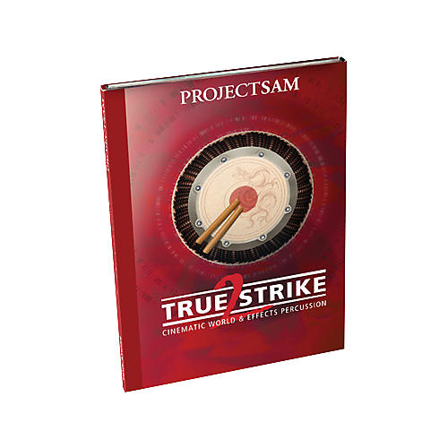 ProjectSAM True Strike 2 Cinematic World and Effects Percussion Library thumbnail