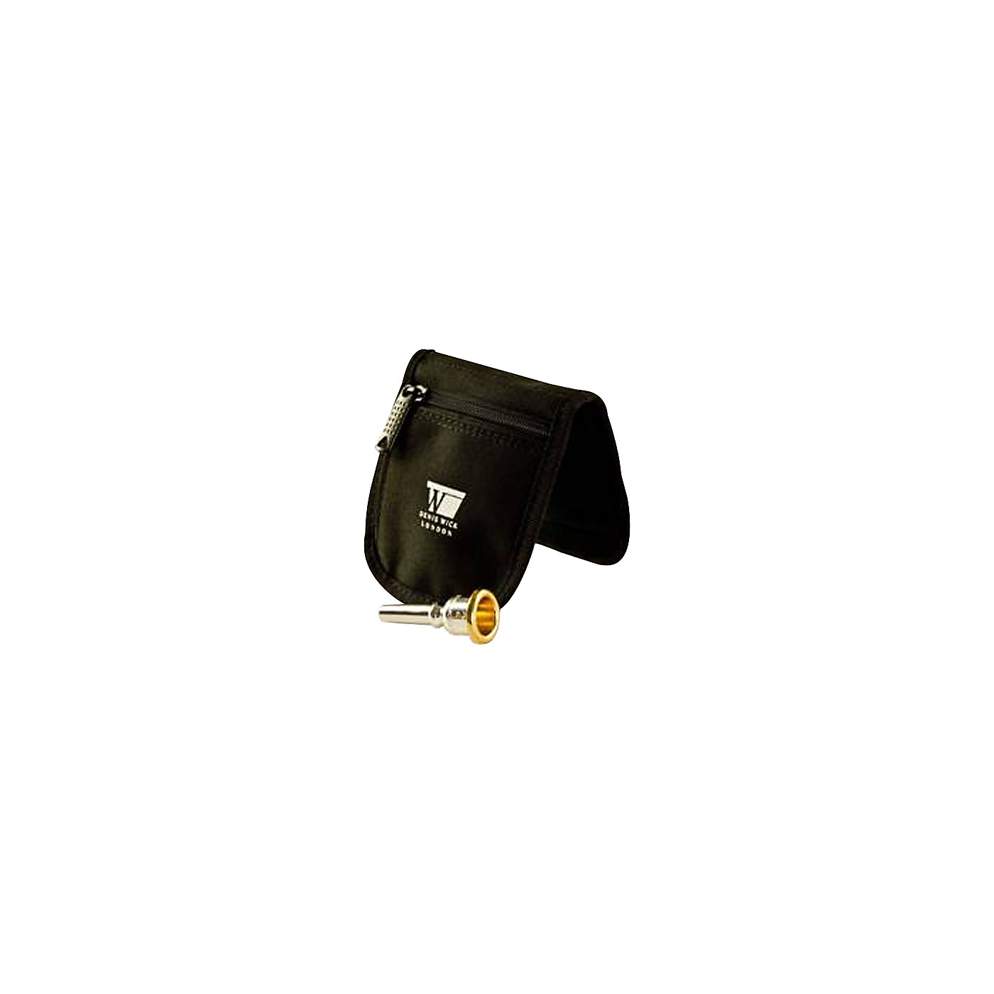 Denis Wick Trumpet / Cornet / French Horn Nylon 3 Piece Mouthpiece Pouch thumbnail