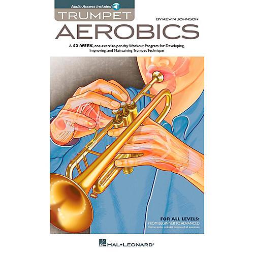 Hal Leonard Trumpet Aerobics (Book/Audio) thumbnail
