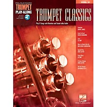 Hal Leonard Trumpet Classics - Trumpet Play-Along Vol. 2 (Book/Audio)