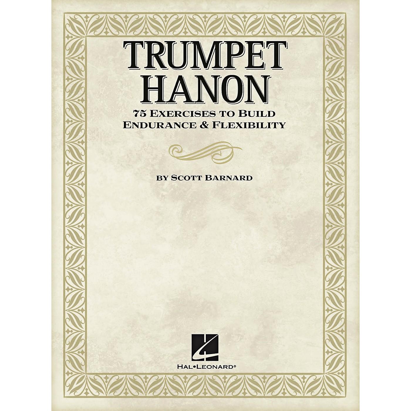Hal Leonard Trumpet Hanon thumbnail