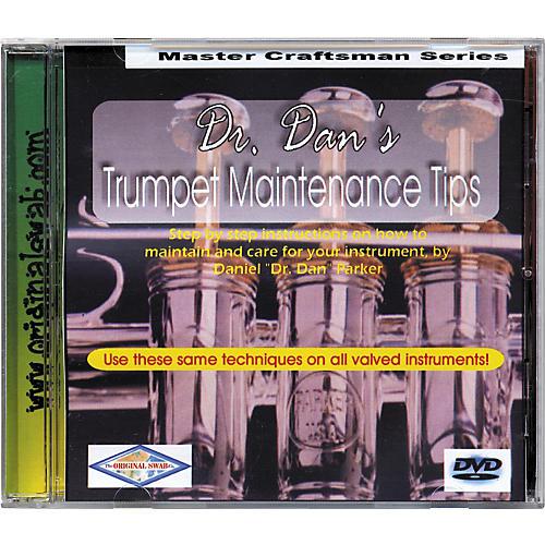 Dr. Dan's Trumpet Maintenance DVD thumbnail