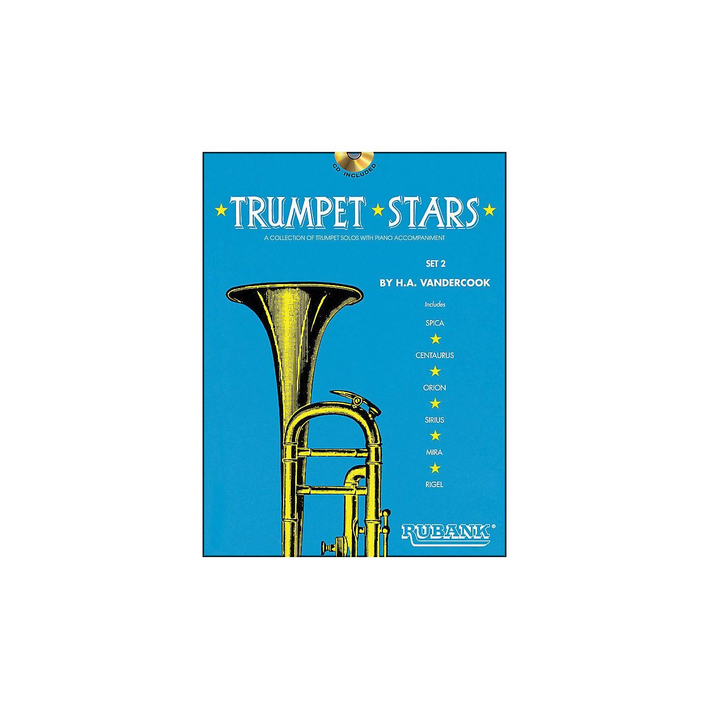Hal Leonard Trumpet Stars Set 2 Book/CD thumbnail