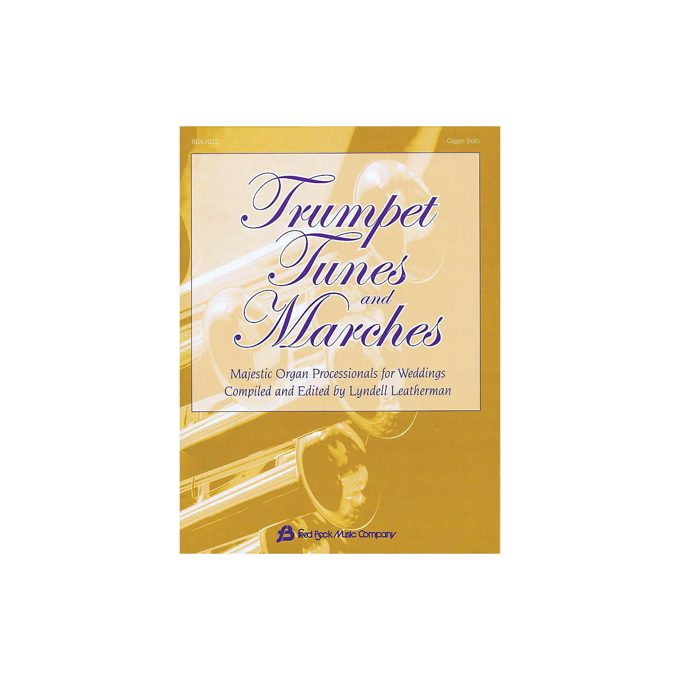 Hal Leonard Trumpet Tunes And Marches - Majestic Organ Processionals For Weddings thumbnail