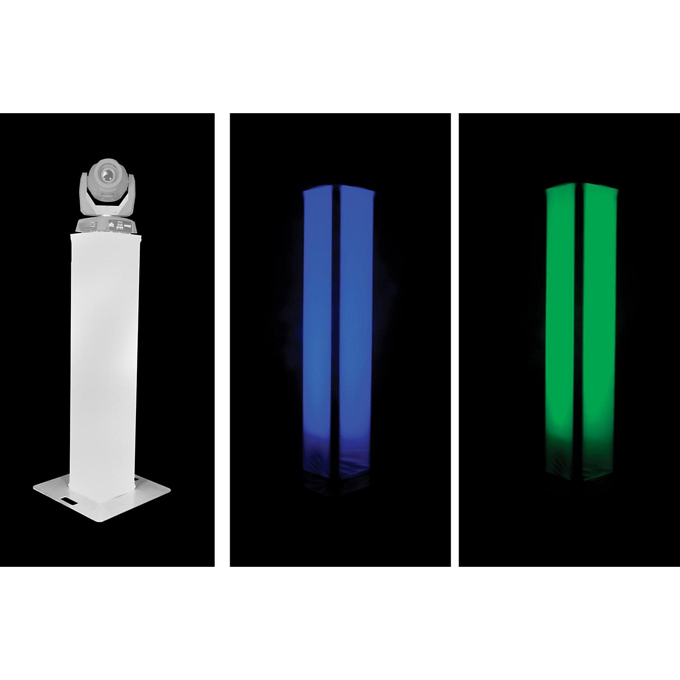 CHAUVET DJ Trusst Glo Totem System with Carrying Bag thumbnail