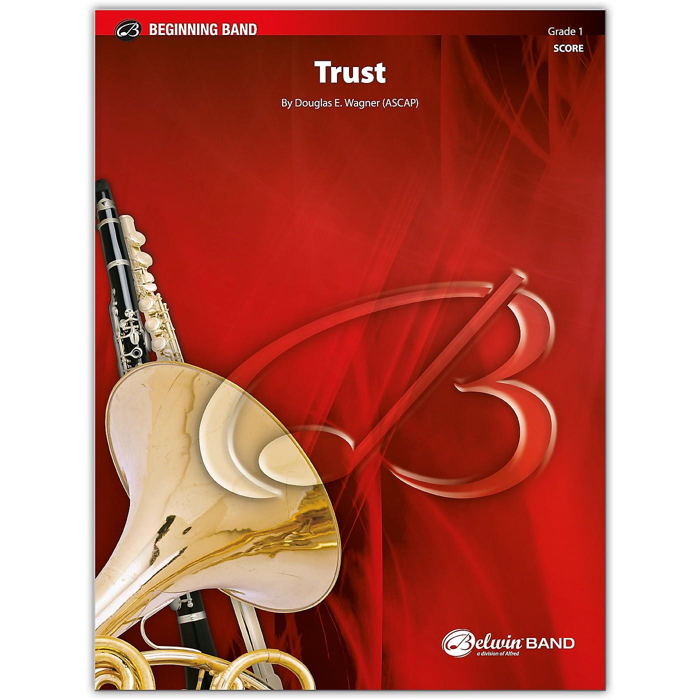BELWIN Trust Conductor Score 1 (Very Easy) thumbnail