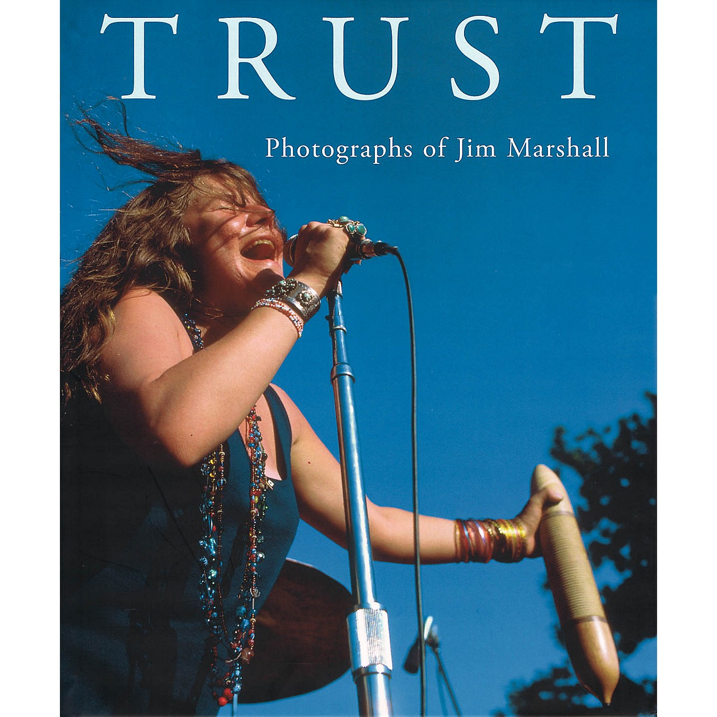 Vision On Trust (Photographs of Jim Marshall) Omnibus Press Series Hardcover Performed by Jim Marshall thumbnail