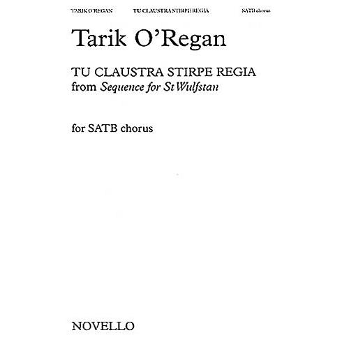 Novello Tu Claustra Stirpe Regia (From Sequence for St. Wulfstan( SATB Composed by Tarik O'Regan thumbnail