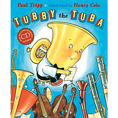 Penguin Books Tubby the Tuba Book & CD-thumbnail