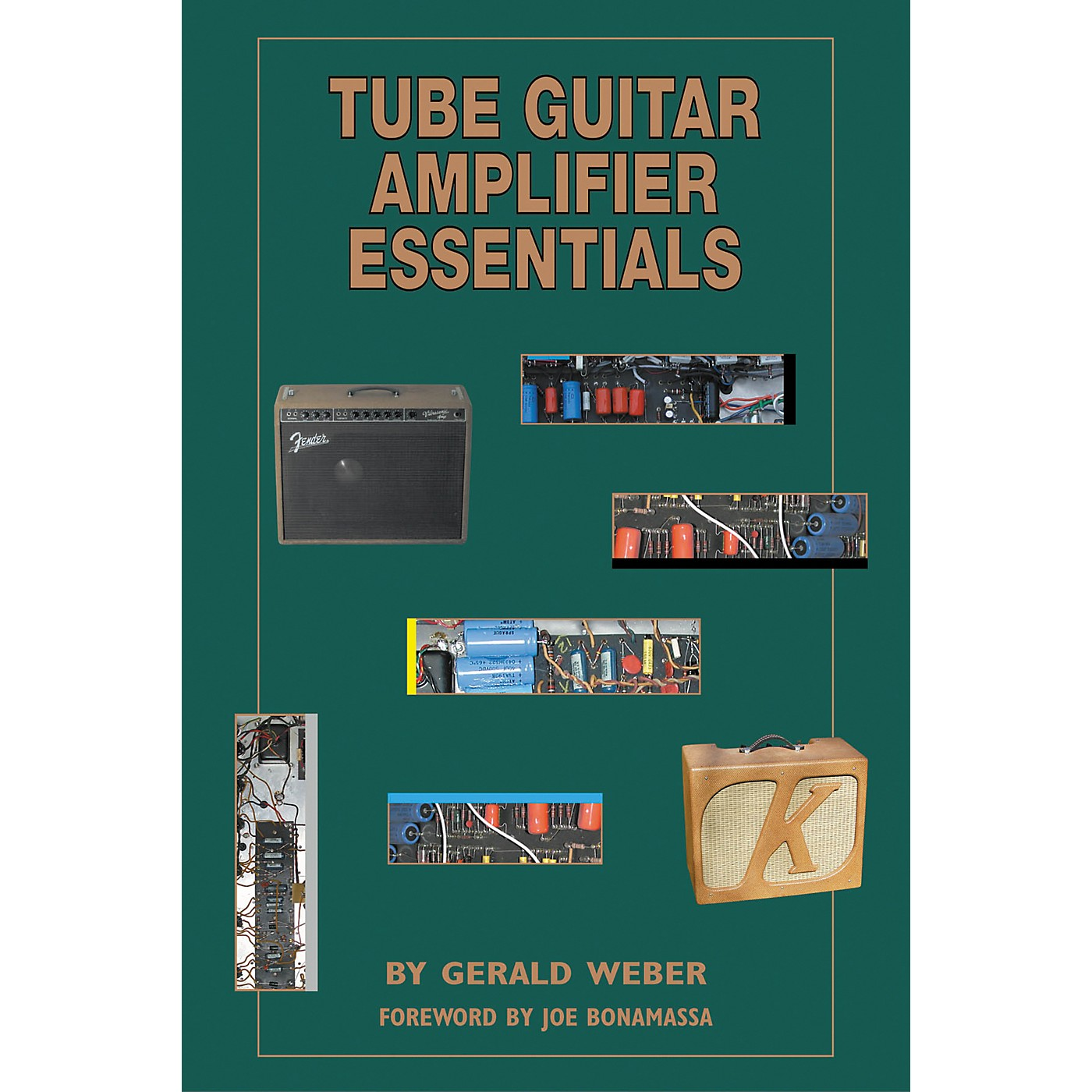 Kendrick Books Tube Guitar Amplifier Essentials Book thumbnail
