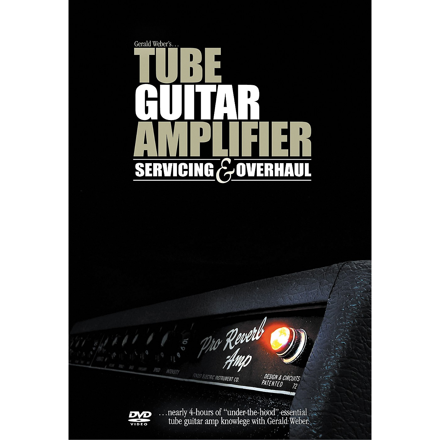 Kendrick Books Tube Guitar Amplifier Servicing and Overhaul (DVD) thumbnail