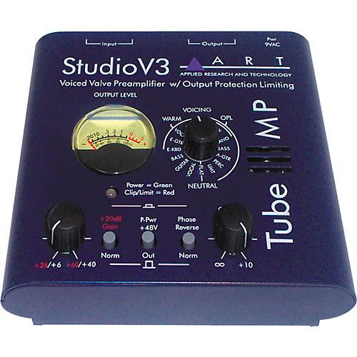 ART Tube MP Studio V3 Mic Preamp-thumbnail