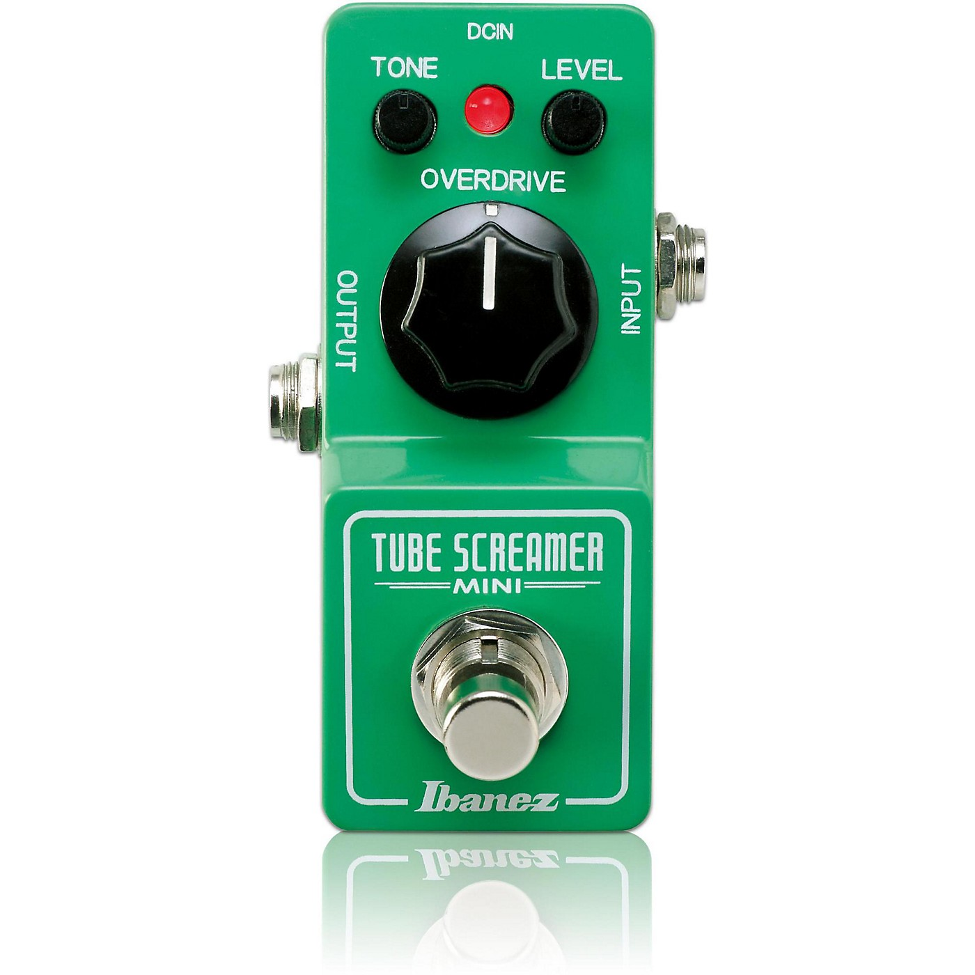 Ibanez Tube Screamer Mini Guitar Effect Pedal thumbnail