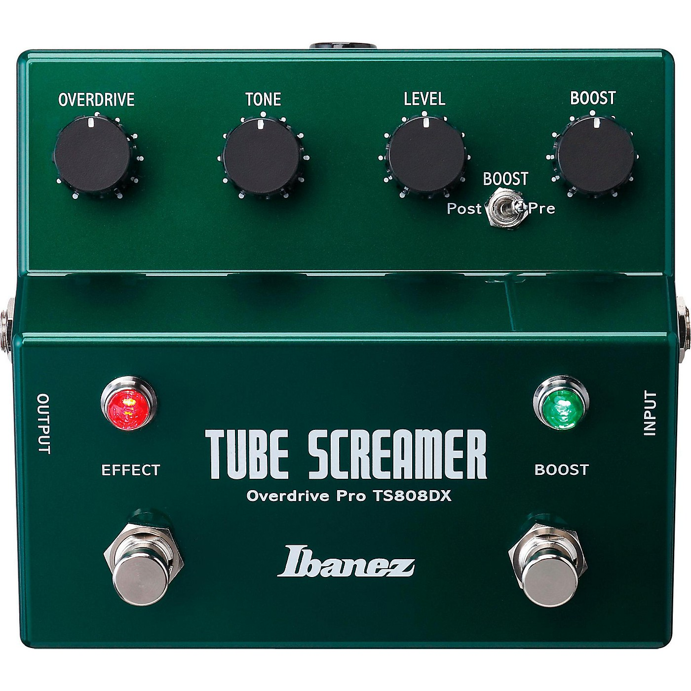 Ibanez Tube Screamer TS808DX Guitar Effects Pedal thumbnail