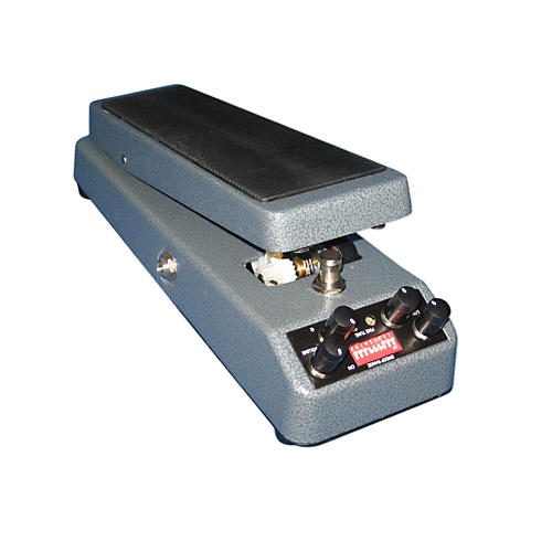 Real McCoy Custom Tunable Wah-Wah pedal thumbnail