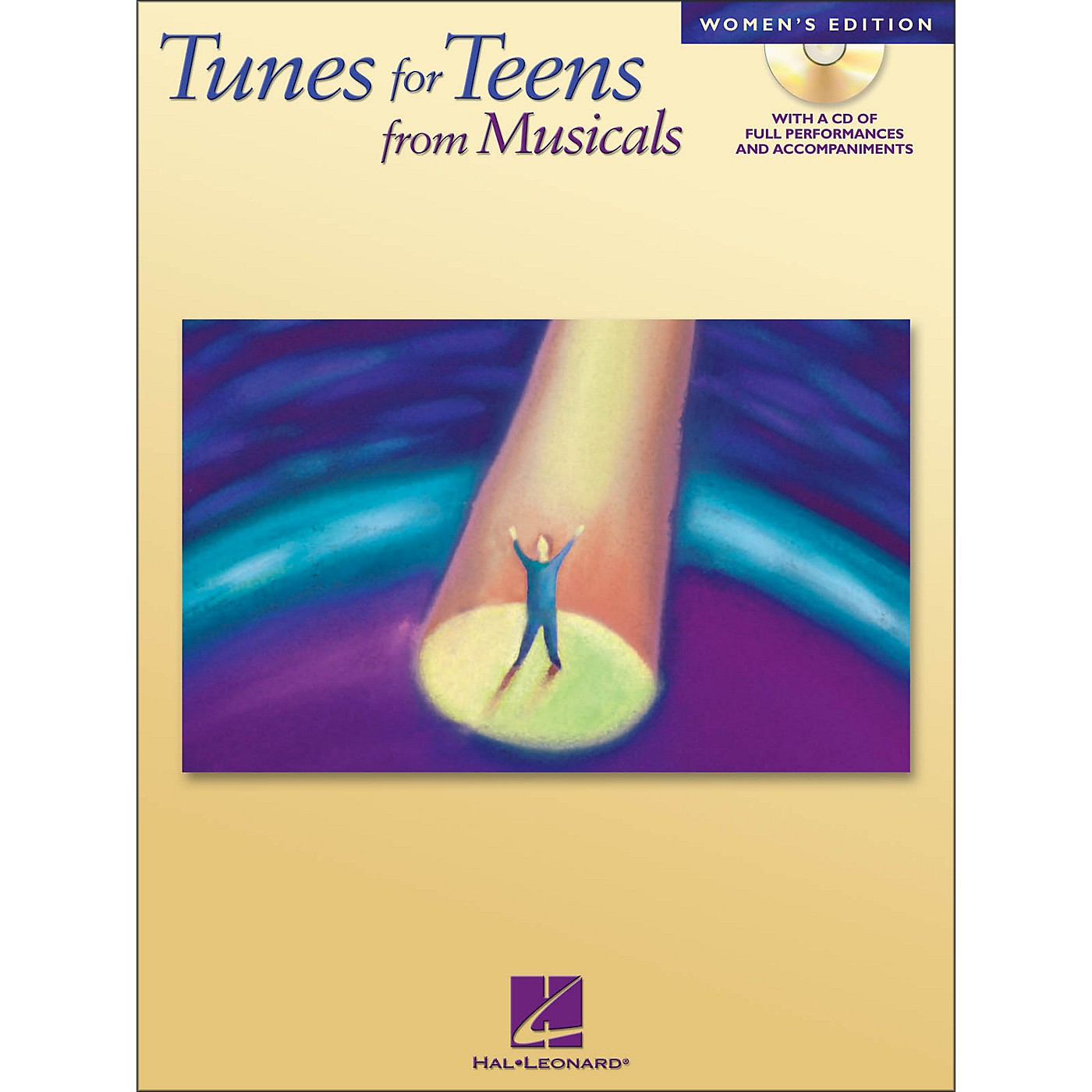Hal Leonard Tunes for Teens From Musicals - Womens's Edition Book/CD thumbnail
